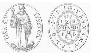 St. Benedict Medal